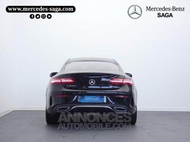 Mercedes Classe E 350 d 258ch Fascination 4Matic 9G-Tronic Noir Obsidienne Occasion - 7