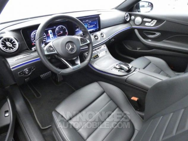 Mercedes Classe E 350 d 258ch Fascination 4Matic 9G-Tronic Noir Obsidienne Occasion - 8