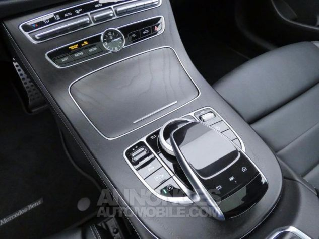 Mercedes Classe E 350 d 258ch Fascination 4Matic 9G-Tronic Noir Obsidienne Occasion - 13