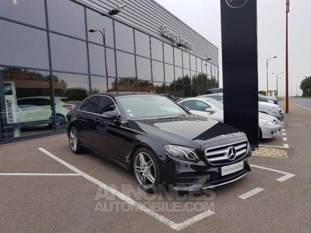 Mercedes Classe E 350 d 258ch Fascination 9G-Tronic NOIR OBSIDIENNE Occasion - 0