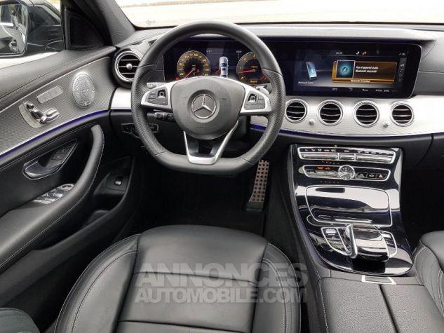 Mercedes Classe E 350 d 258ch Fascination 9G-Tronic NOIR OBSIDIENNE Occasion - 3
