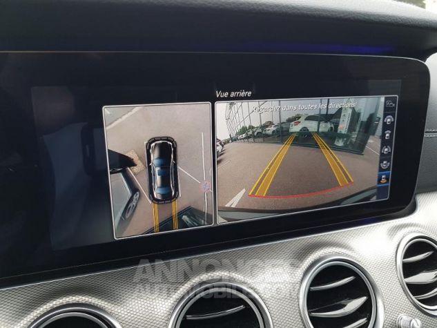 Mercedes Classe E 350 d 258ch Fascination 9G-Tronic NOIR OBSIDIENNE Occasion - 5