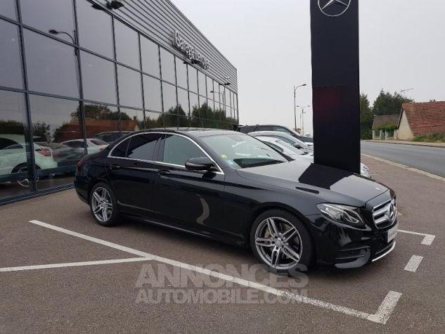 Mercedes Classe E 350 d 258ch Fascination 9G-Tronic NOIR OBSIDIENNE Occasion - 9