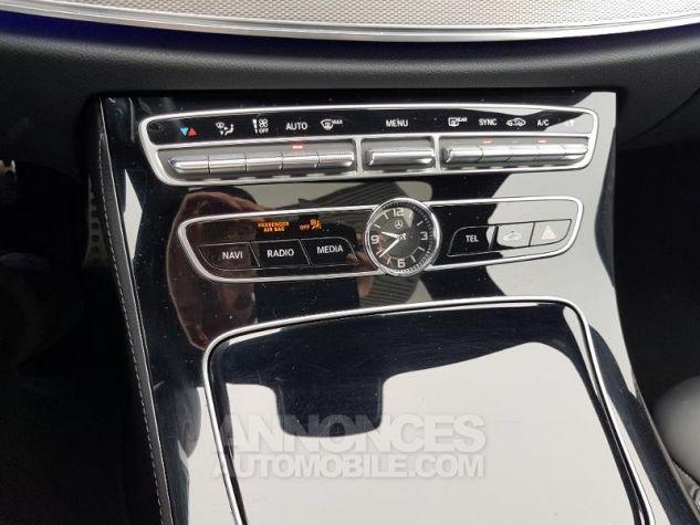 Mercedes Classe E 350 d 258ch Fascination 9G-Tronic NOIR OBSIDIENNE Occasion - 12