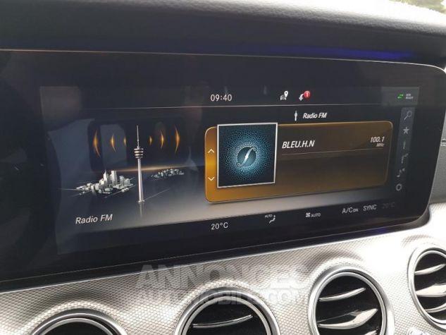 Mercedes Classe E 350 d 258ch Fascination 9G-Tronic NOIR OBSIDIENNE Occasion - 13