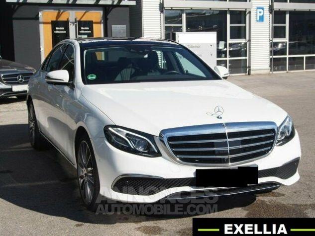 Mercedes Classe E 350 d 4 MATIC EXCLUSIVE  BLANC  Occasion - 1