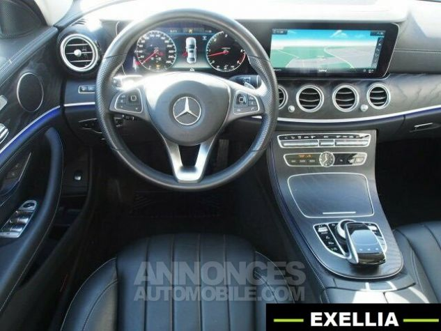 Mercedes Classe E 350 d 4 MATIC EXCLUSIVE  BLANC  Occasion - 3
