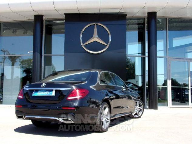 Mercedes Classe E 350 e 211+82ch Sportline 9G-Tronic Noir Métal Occasion - 1