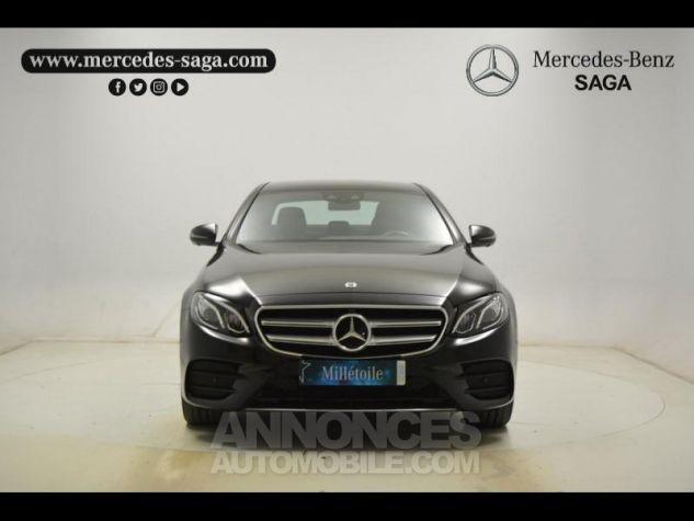 Mercedes Classe E 350 e 211+82ch Sportline 9G-Tronic Noir Métal Occasion - 6