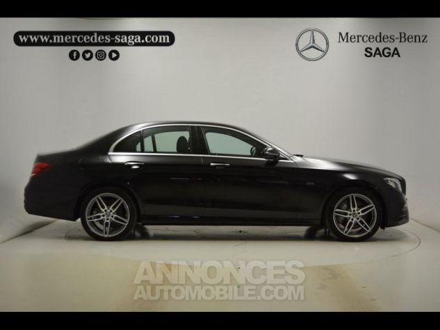 Mercedes Classe E 350 e 211+82ch Sportline 9G-Tronic Noir Métal Occasion - 7