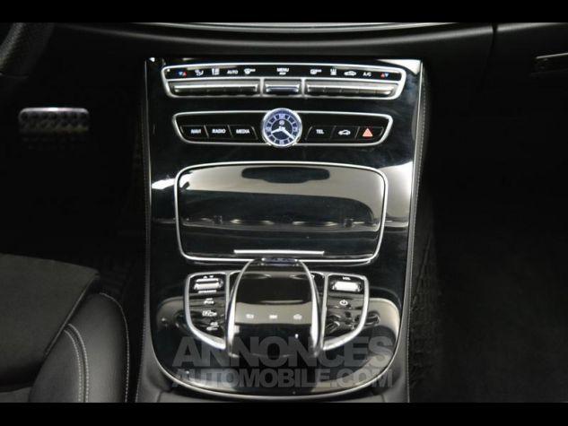 Mercedes Classe E 350 e 211+82ch Sportline 9G-Tronic Noir Métal Occasion - 14