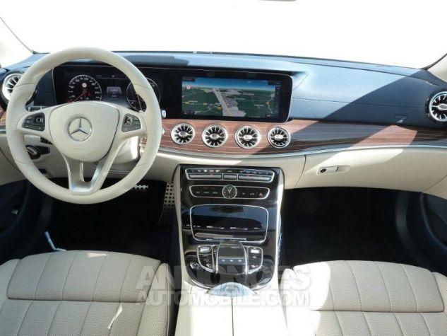 Mercedes Classe E 400 333ch Fascination 4Matic 9G-Tronic Bleu cavansite métallisé Occasion - 2