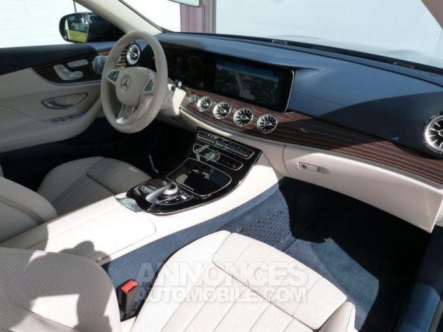 Mercedes Classe E 400 333ch Fascination 4Matic 9G-Tronic Bleu cavansite métallisé Occasion - 3