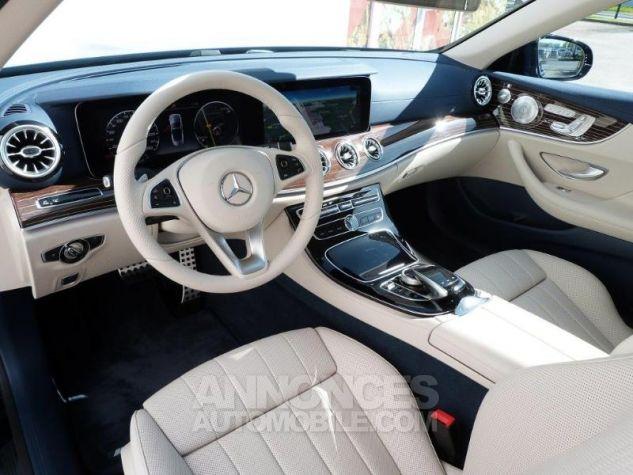 Mercedes Classe E 400 333ch Fascination 4Matic 9G-Tronic Bleu cavansite métallisé Occasion - 6
