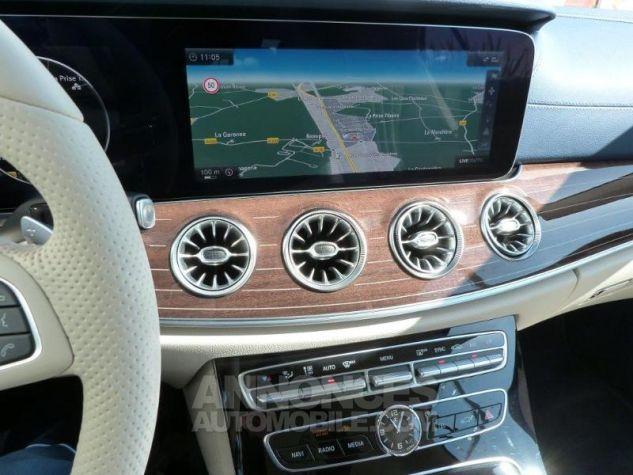 Mercedes Classe E 400 333ch Fascination 4Matic 9G-Tronic Bleu cavansite métallisé Occasion - 7