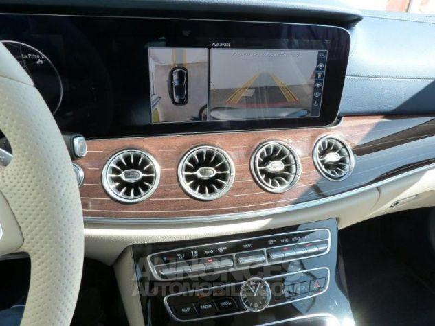 Mercedes Classe E 400 333ch Fascination 4Matic 9G-Tronic Bleu cavansite métallisé Occasion - 8