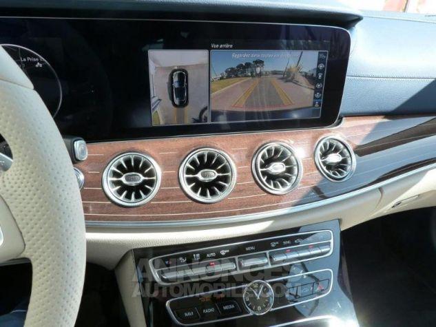 Mercedes Classe E 400 333ch Fascination 4Matic 9G-Tronic Bleu cavansite métallisé Occasion - 9