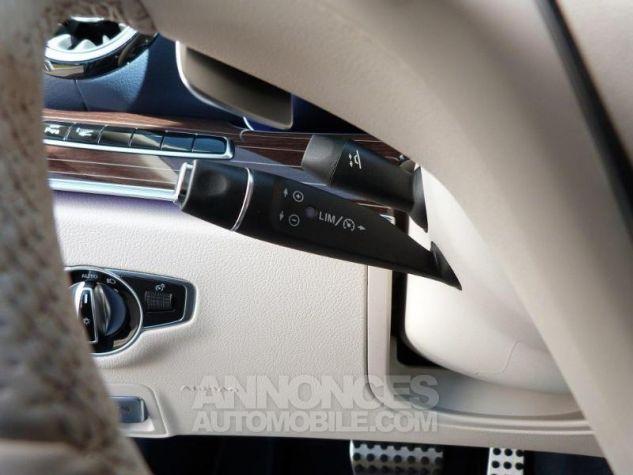 Mercedes Classe E 400 333ch Fascination 4Matic 9G-Tronic Bleu cavansite métallisé Occasion - 10