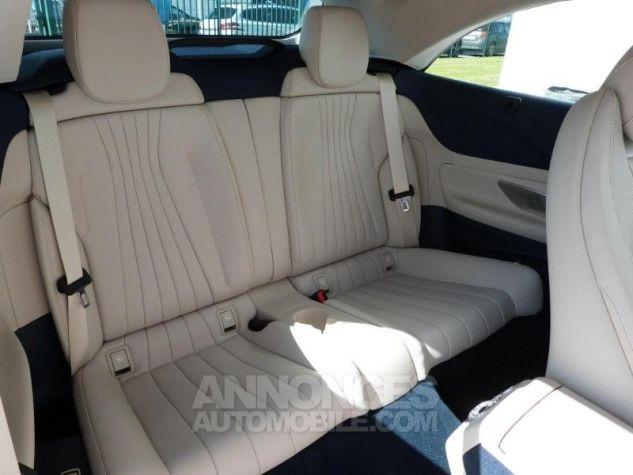 Mercedes Classe E 400 333ch Fascination 4Matic 9G-Tronic Bleu cavansite métallisé Occasion - 14
