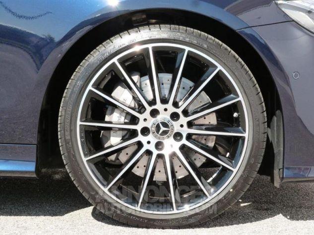 Mercedes Classe E 400 333ch Fascination 4Matic 9G-Tronic Bleu cavansite métallisé Occasion - 16