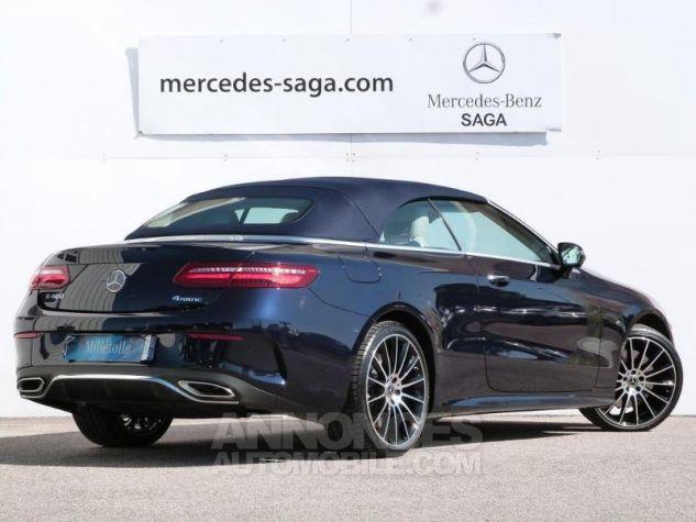 Mercedes Classe E 400 333ch Fascination 4Matic 9G-Tronic Bleu cavansite métallisé Occasion - 19