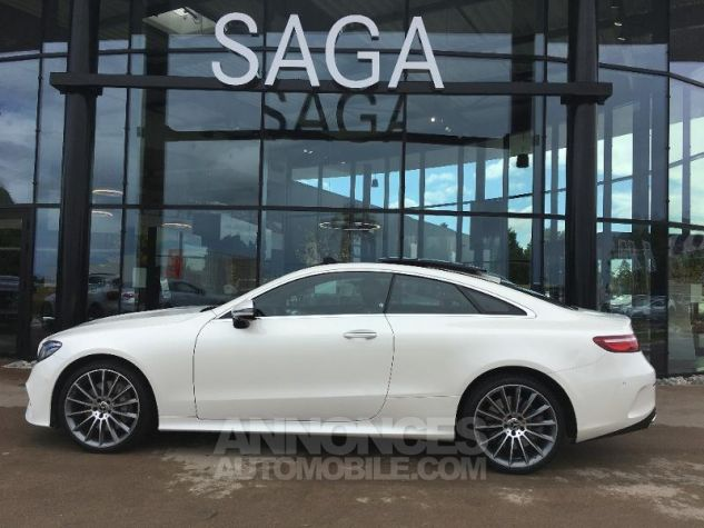 Mercedes Classe E 400 333ch Fascination 4Matic 9G-Tronic BLANC DIAMANT Occasion - 4