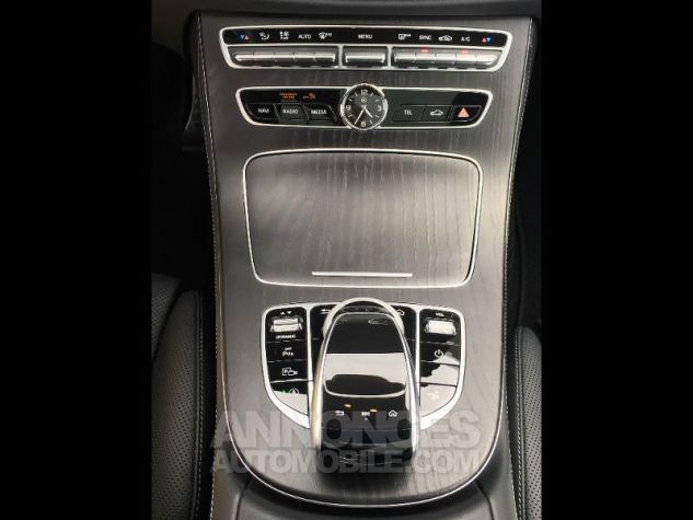 Mercedes Classe E 400 333ch Fascination 4Matic 9G-Tronic BLANC DIAMANT Occasion - 7