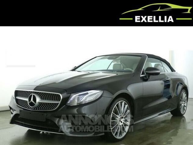 Mercedes Classe E 400 CABRIOLET 4 MATIC FASCINATION  NOIR Occasion - 1