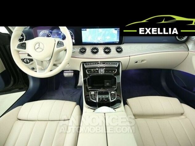 Mercedes Classe E 400 CABRIOLET 4 MATIC FASCINATION  NOIR Occasion - 7