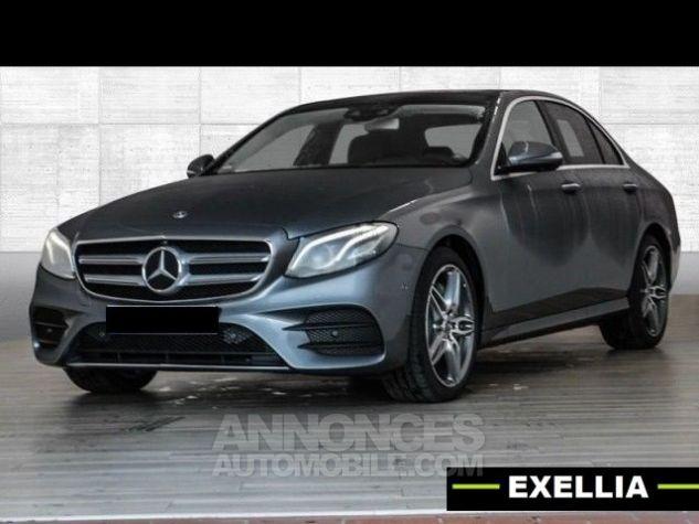 Mercedes Classe E 400 D 4 MATIC FASCINATION GRIS Occasion - 1