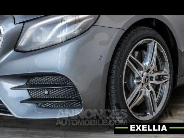 Mercedes Classe E 400 D 4 MATIC FASCINATION GRIS Occasion - 4