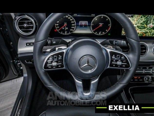 Mercedes Classe E 400 D 4 MATIC FASCINATION GRIS Occasion - 7