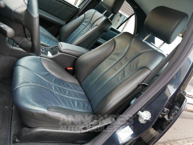 Mercedes Classe E 55 AMG Avantgarde, Navigation, BOSE Noir Émeraude métallisé Occasion - 9