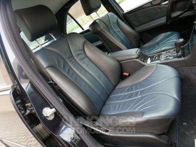 Mercedes Classe E 55 AMG Avantgarde, Navigation, BOSE Noir Émeraude métallisé Occasion - 10