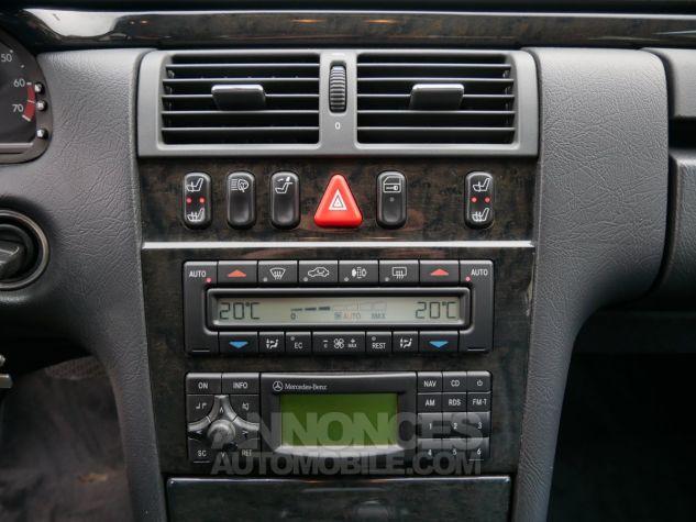 Mercedes Classe E 55 AMG Avantgarde, Navigation, BOSE Noir Émeraude métallisé Occasion - 14