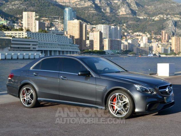 Mercedes Classe E 63 AMG S 4Matic 7G-Tronic Plus Gris Ténorite Occasion - 2