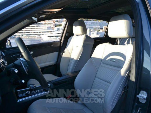Mercedes Classe E 63 AMG S 4Matic 7G-Tronic Plus Gris Ténorite Occasion - 4