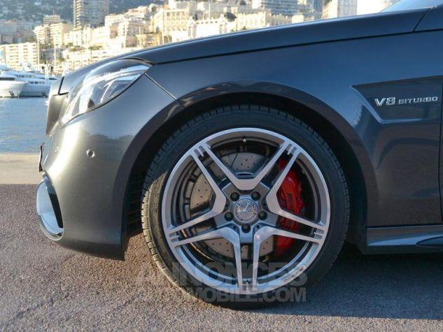 Mercedes Classe E 63 AMG S 4Matic 7G-Tronic Plus Gris Ténorite Occasion - 6