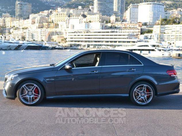Mercedes Classe E 63 AMG S 4Matic 7G-Tronic Plus Gris Ténorite Occasion - 7