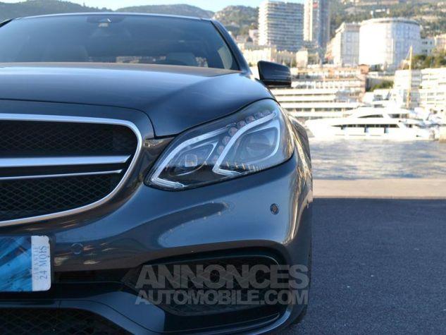 Mercedes Classe E 63 AMG S 4Matic 7G-Tronic Plus Gris Ténorite Occasion - 19
