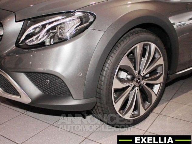Mercedes Classe E ALL TERRAIN 220 D 4 MATIC  GRIS SELENIT  Occasion - 5