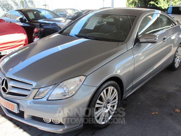 Mercedes Classe E C207 250 CDI EXECUTIVE BE BA GRIS METAL Occasion - 0