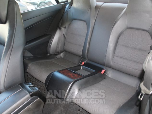 Mercedes Classe E C207 250 CDI EXECUTIVE BE BA GRIS METAL Occasion - 5