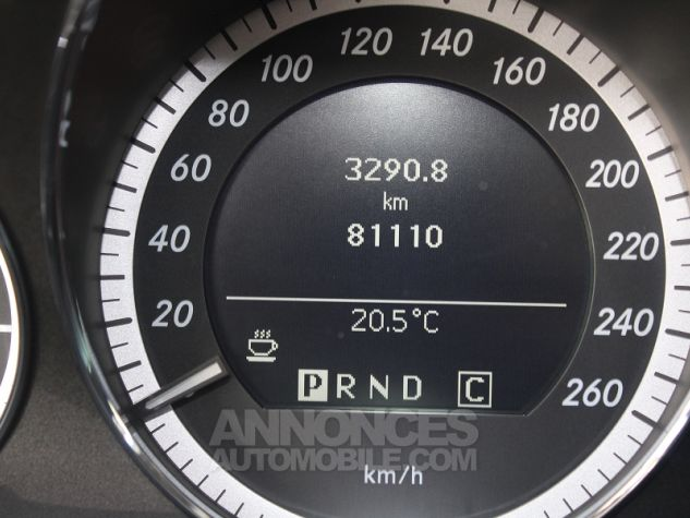 Mercedes Classe E C207 250 CDI EXECUTIVE BE BA GRIS METAL Occasion - 6
