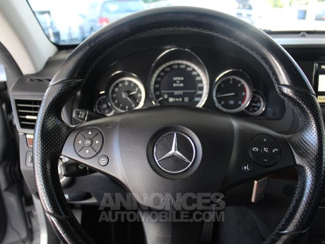 Mercedes Classe E C207 250 CDI EXECUTIVE BE BA GRIS METAL Occasion - 7