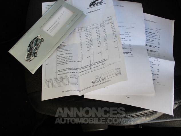 Mercedes Classe E C207 250 CDI EXECUTIVE BE BA GRIS METAL Occasion - 10