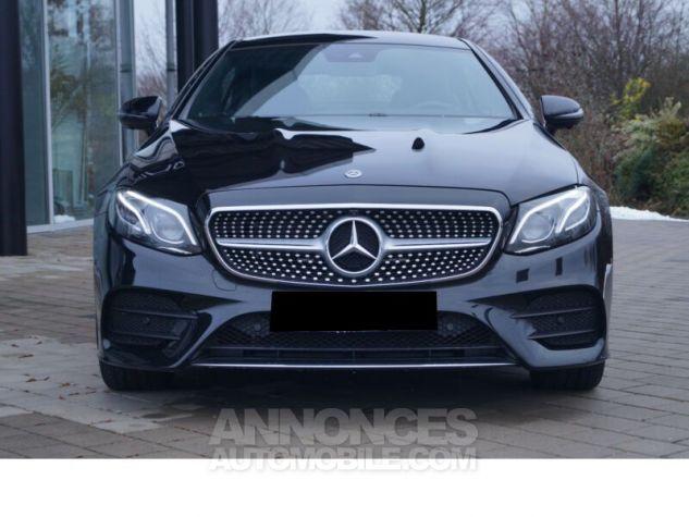 Mercedes Classe E C207 400 333CH SPORTLINE 7G-TRONIC PLUS NOIR Occasion - 0