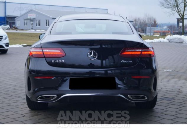 Mercedes Classe E C207 400 333CH SPORTLINE 7G-TRONIC PLUS NOIR Occasion - 4