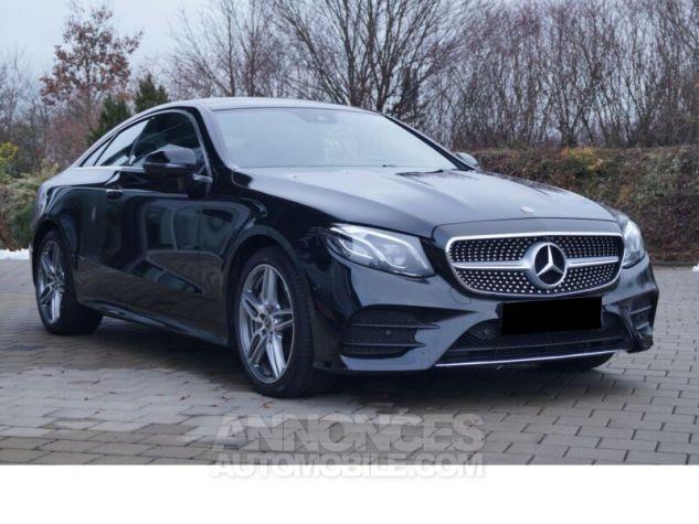 Mercedes Classe E C207 400 333CH SPORTLINE 7G-TRONIC PLUS NOIR Occasion - 7