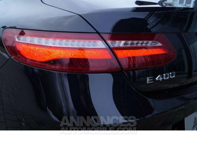 Mercedes Classe E C207 400 333CH SPORTLINE 7G-TRONIC PLUS NOIR Occasion - 8